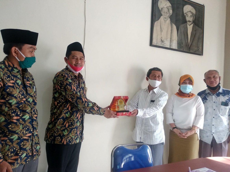 Kunjungan kerjasama UNW Mataram bersama LPMPP Universitas Mataram